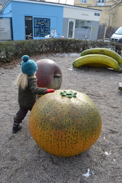 frukt i köpenhamn
