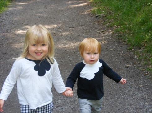 komposterbara barnkläder