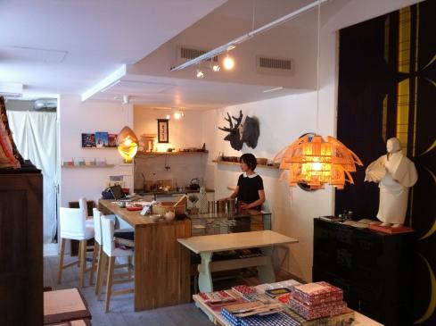 Japansk design butik KIKI